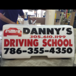 Car Roof Signs